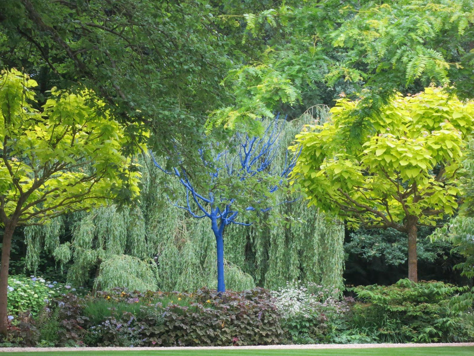 Jardins verdoyants