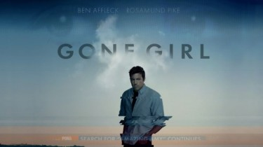Gone Girl affiche du film