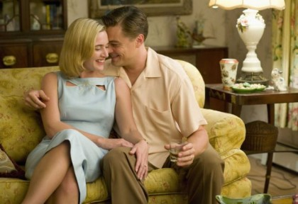 Les noces rebelles Leonardo Di Caprio et Kate Winslet