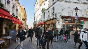 Rue Paris Montmartre