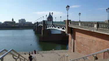 Pont Saint Pierre Toulouse